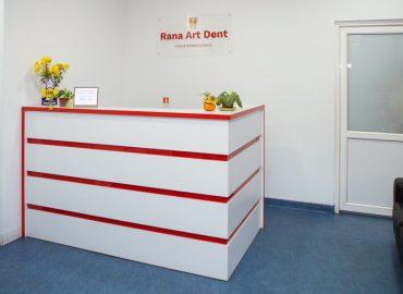Cabinet Stomatologic Rana Art Dent