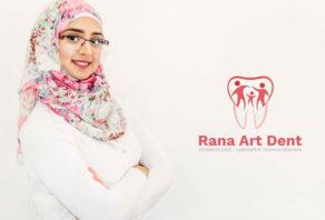 طبيبة الأسنان روان رباح بخارست رومانيا