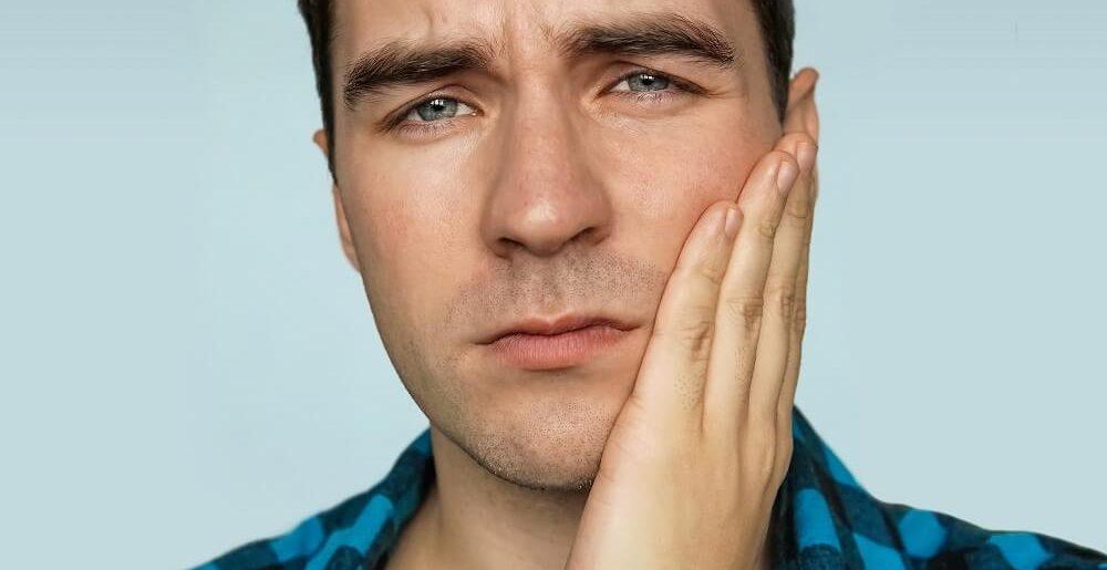 pacient cu parodontoza
