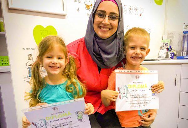 Diplome Stomatologice Pentru Copii